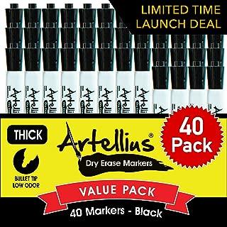 Best whiteboard marker ink black Reviews