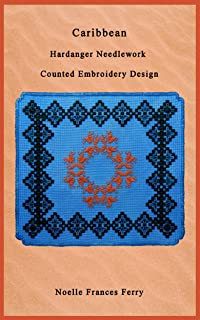 caribbean embroidery designs