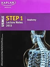 Kaplan USMLE Step 1 Lecture Notes 2015 Anatomy
