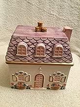 Retro Sigma the Tastesetter Purple Ceramic House Medium