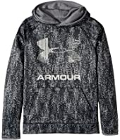 Under Armour Kids - SG Armour Fleece Novelty Big Logo Hoodie (Big Kids)