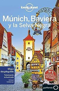 Múnich, Baviera y la Selva Negra 3 (Lonely Planet-Guías de