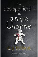 La desaparición de Annie Thorne (Spanish Edition) eBook Kindle