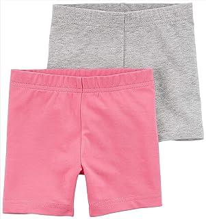 Carter's Toddler Girls 2-pk. Solid Biker Shorts
