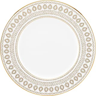 Lenox Marchesa Gilded Pearl Dinner Plate, White