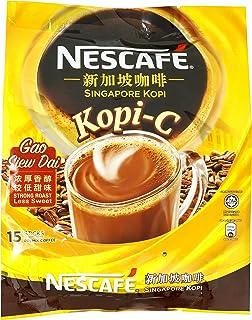 Nescafe Kopi C Gao Siew Dai, 15x26g