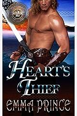 Heart's Thief (Highland Bodyguards, Book 2) Kindle Edition