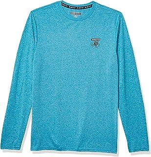 SPIDERWIRE Mens Long sleeve performance Logo Fishing Shirt