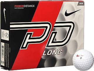 Nike Golf GL0710-101 PD9 Long White Bi-Ling Ball