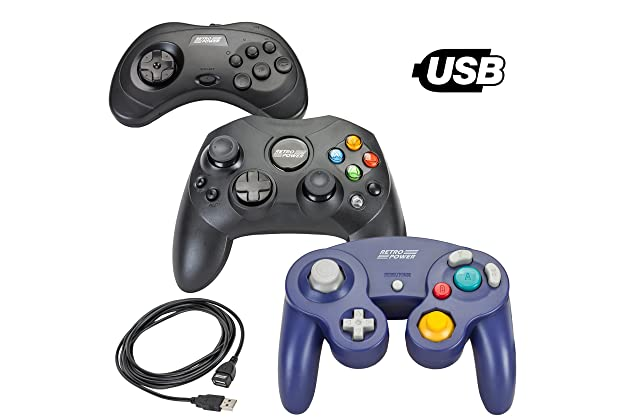 Best gamecube controllers for pc | Amazon com