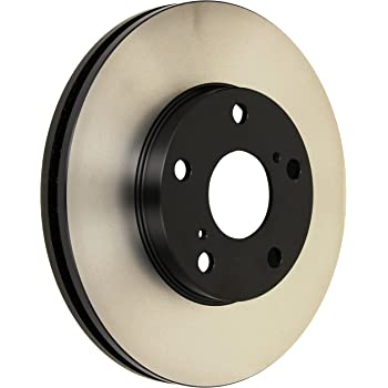 Centric Parts 120.44119 Premium Brake Rotor with E-Coating