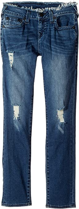True Religion Kids - Casey Skinny Jeans in Vintage Love (Big Kids)