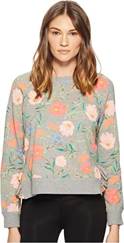 Kate Spade New York Athleisure - Blossom Crop Pullover