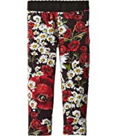 Dolce & Gabbana Kids - Fiori Leggings (Toddler/Little Kids)