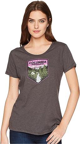 Columbia Columbia Badge Tee