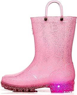 Glitter Rain Boots Kids