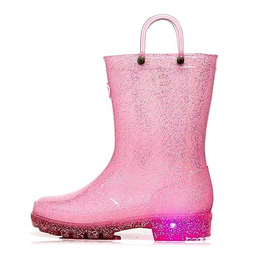 214124c8a7f Glitter Boots: Amazon.com