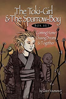 The Toki-Girl and the Sparrow-Boy, Box Set: Tales of the Meiji Era (The Toki-Girl and the Sparow-Boy Omni) (English Edition)