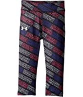 Under Armour Kids - Wordmark Capris (Little Kids)