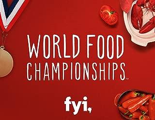World Food Championships Season 1