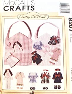 fabric dollhouse pattern