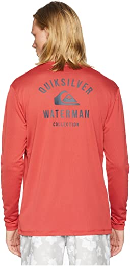 Gut Check Amphibian Long Sleeve Rashguard