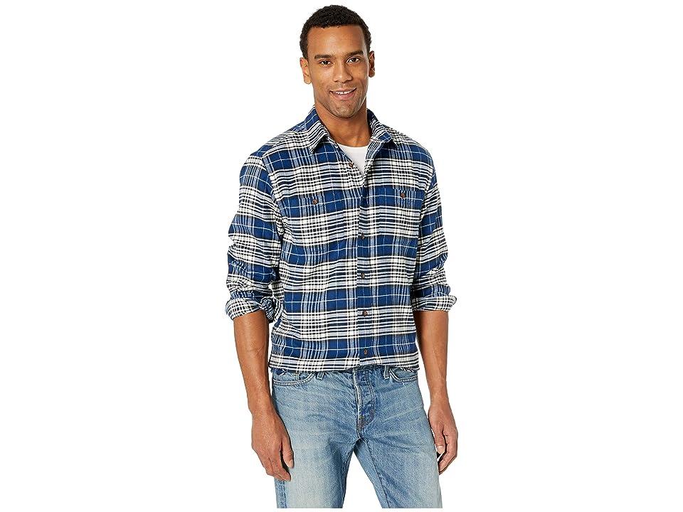 Pendleton Hawthorne Flannel Shirt (Napier Tartan) Men