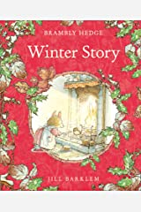 Winter Story (Brambly Hedge) Kindle Edition
