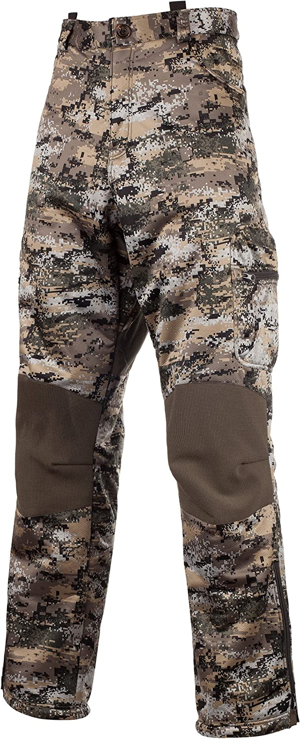 Huntworth Credence Men's Heavy Weight Ranking TOP9 Windproof Hunting Shell Pants Soft
