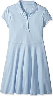 The Children's Place Girls' Uniform Short Sleeve Polo Dress
