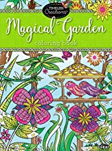 magical garden coloring book timeless creations