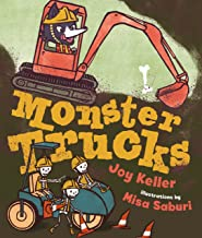 Monster Trucks (English Edition)