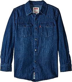 Levi's® Kids - Boys' Western Woven Shirt (Big Kids)