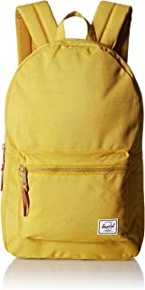 Herschel Settlement Backpack with 15'' Laptop Sleeve and Front Storage Pocket, Arrowwood Crosshatch, Classic 23L