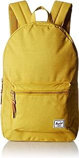 herschel settlement backpack yellow