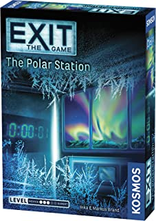 EXIT 7: The Polar Station (English)