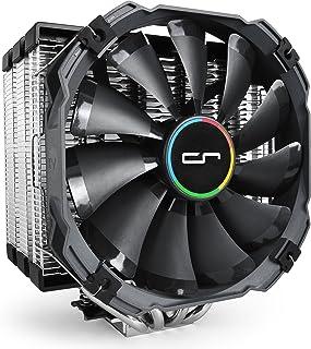 Cryorig MICOCR-H5-ULTIMAT - Ventilador de CPU para Intel (76 CFM, 19~23 dBA, 700~1300 RPM) Negro