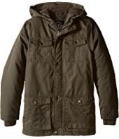 Urban Republic Kids - Cotton Twill Safari Jacket (Big Kids)