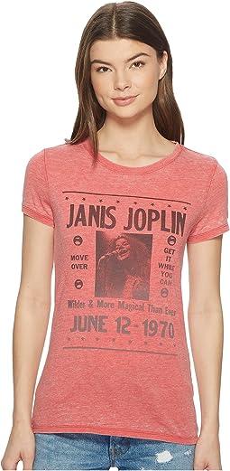 Lucky Brand - Janis Joplin Tee