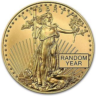 1986 gold american eagle 1 oz