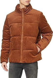 Urban Classics Men's Boxy Corduroy Puffer Jacket Women