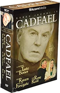 Brother Cadfael - Set 3: (The Rose Rent / A Morbid Taste for Bones / The Raven in the Foregate)