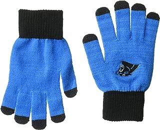 carolina panthers knit gloves