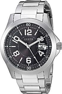 Reloj GUESS para Hombres 42mm, pulsera de Acero Inoxidable