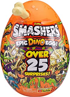 Smashers Epic Dino Egg Collectibles Series 3 Dino By Zuru - Triceratops