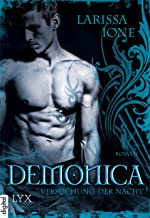 Demonica - Versuchung der Nacht (Demonica-Reihe 4) (German Edition)