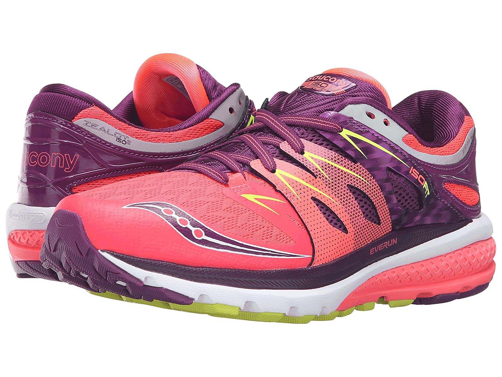 Saucony Zealot ISO 2Cheap and distinctive eye-catching shoes