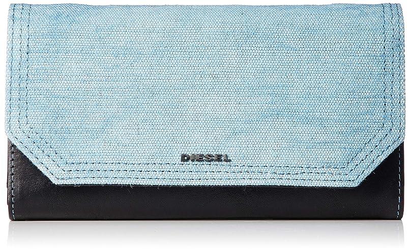 うめき声続編縮約(ディーゼル) DIESEL レディース 財布 長財布 X05649PR053