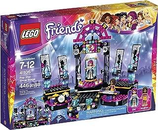 Lego Friends 41105 Pop Star Show Stage Building Kit