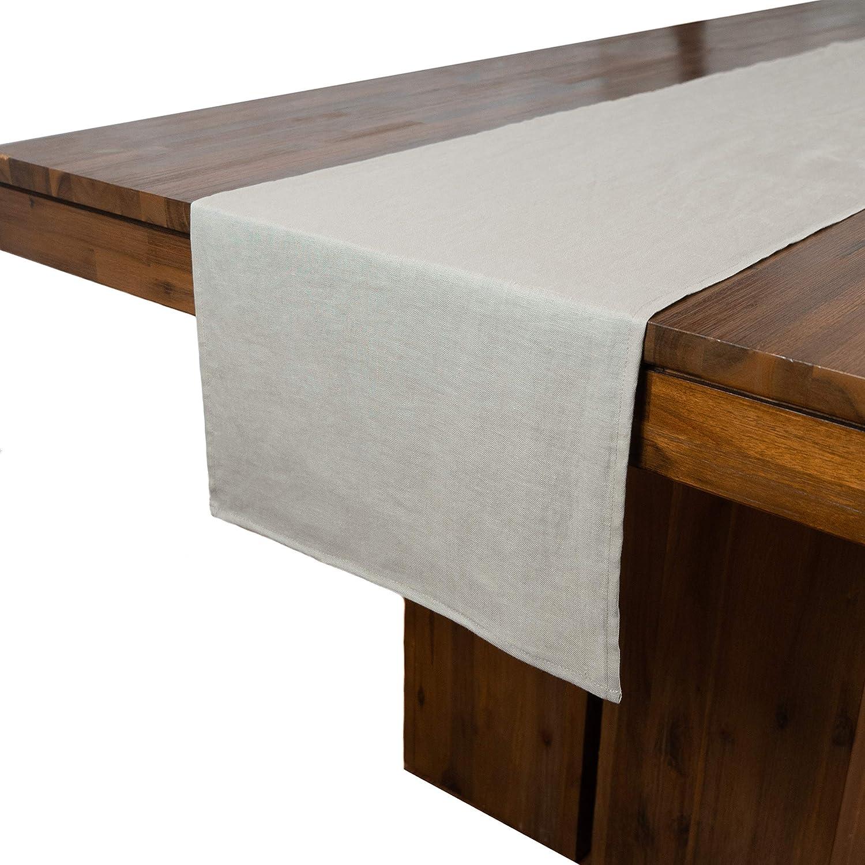 artésien maison French Linen Table Rustic - Farmhouse Runner Cash special Cheap super special price price